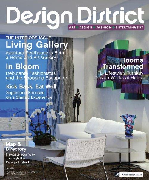 Miami Design District Magazine