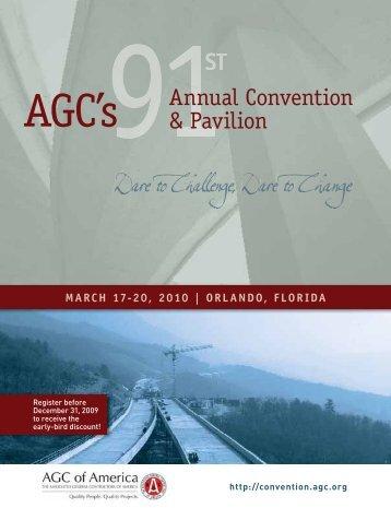 Annual Convention & Pavilion - Peckar & Abramson