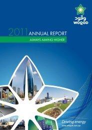 2011 Annual Report - WOQOD