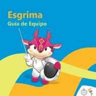 Guía del deporte - Juegos Panamericanos de Guadalajara. - XVI ...
