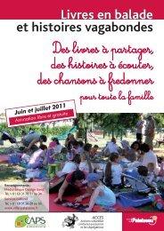 Des livres à partager, des histoires à écouter ... - Ville de Palaiseau