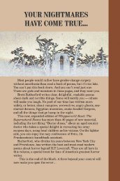Whippoorwill Road: The Supernatural Poems. - Poet's Press