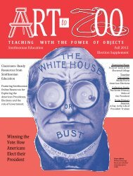 Art to Zoo: Winning the Vote: How Americans Elect Their President