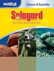 Download Colours of Australia Brochure - Wattyl