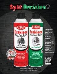 brochure - CRC Industries