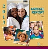 ANNUAL REPORT - Atlanta Public Schools