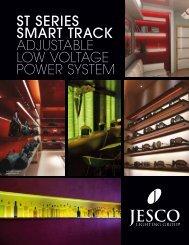 ST SERIES SMART TRACK - Jesco Lighting