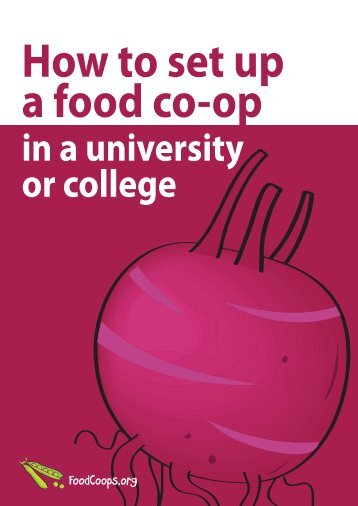 What is a food co-op? - People & Planet