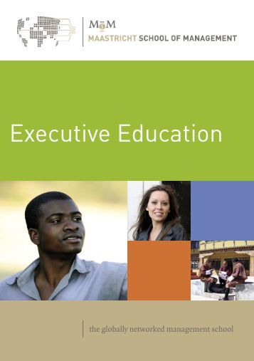 Executive Education - WiWi-Online