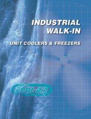 See specifications - Kool-Air inc.