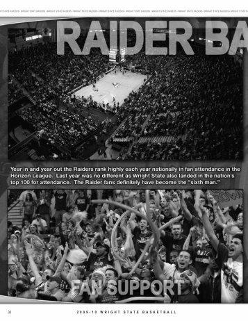 Coaches - Wright State Raider Athletics