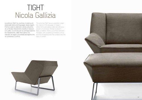 TIGHT Nicola Gallizia - Design Lounge by Hinke