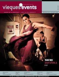 noche española - Vieques Events