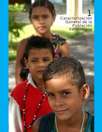 Caracterización General de la Población Venezolana - Acnur
