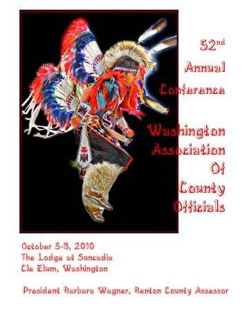 Washington Association Of County Officials - Wacounties.org