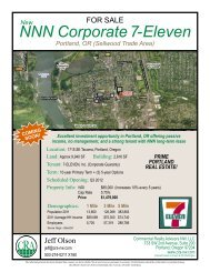 NNN Corporate 7-Eleven - Commercial Realty Advisors