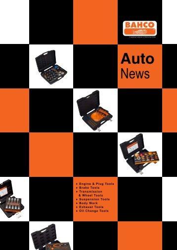 Auto News - Bahco