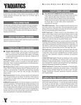 LUTER FAMILY YMCA PROGRAM GUIDE January - May 2011 - Page 3