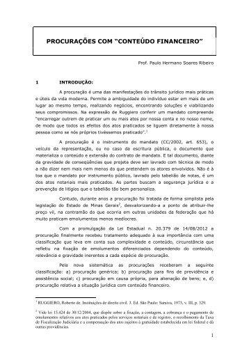 Artigo conteudo financeiro - Recivil