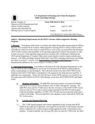 PIH-2010-12 pas VASH PIC Reporting Revised 4-1-10 - HUD