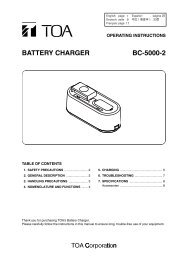 BATTERY CHARGER BC-5000-2 - supersonic