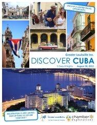 DISCOVER CUBA - Greater Louisville Inc