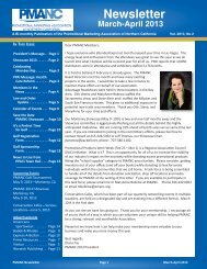 Mar/Apr 2013 - Regional Association Council