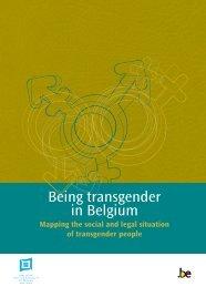 Being transgender in Belgium - igvm - Belgium