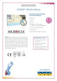 XCEED™ Nitrile Gloves