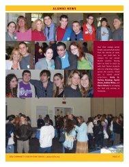09 Newsletter (part 2) - New Community Jewish High School