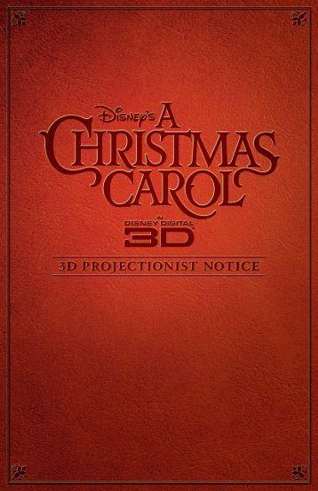 BV ACC Proj Notice Final Readers - Disney Digital Cinema Portal ...