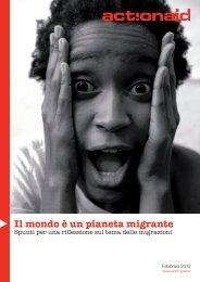 Il mondo è un pianeta migrante - West