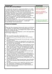 Erster Satzungsentwurf für einen neuen Berliner Anglerverband