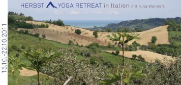 HERBST YOGA RETREAT - SLIMcms