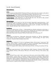 Case IH – Puma 125 Standard Dane techniczne: Silnik ... - Tech-Kom