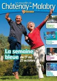 La semaine - Bienvenue sur le site de Châtenay-Malabry