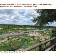 9 - Vakantiehuis bij Kruger Park