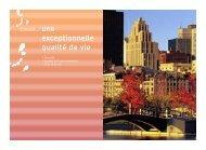 exceptionnelle qualité de vie - Chambre de commerce du Montréal ...