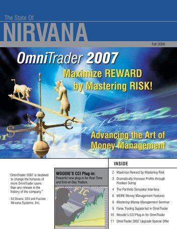 OmniTrader 2007 Upgrade - CorporateDoctor.com.au
