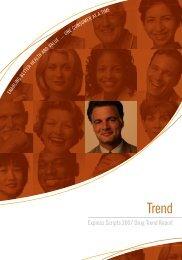 Express Scripts 2007 Drug Trend Report