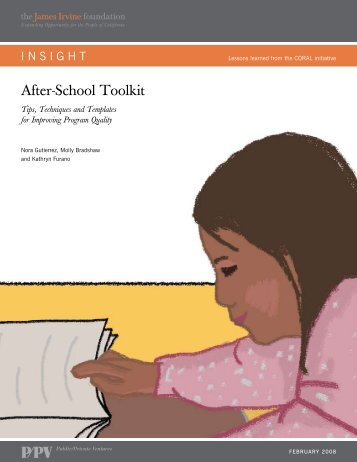 After-School Toolkit - FOLIO Home