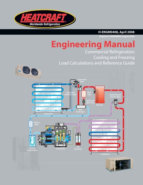 Heatcraft Engineering Manual - HVAC and Refrigeration