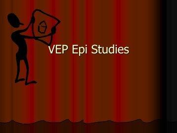 VEP project presentation - Caribvet