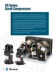 Scroll Compressors - Tecumseh - Page 2
