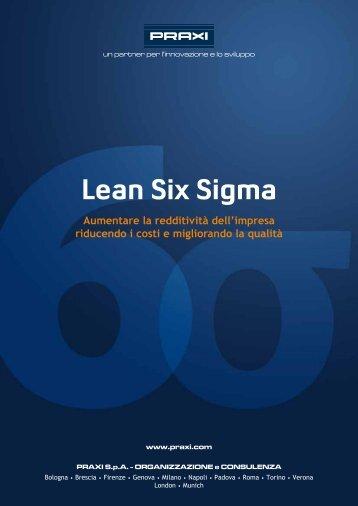 Lean Six Sigma - Praxi