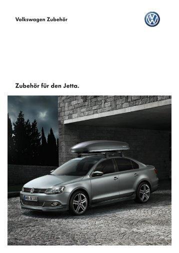 Zubehör für den Jetta. - Volkswagen AG