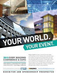 YOUR EvEnT. - BOMA