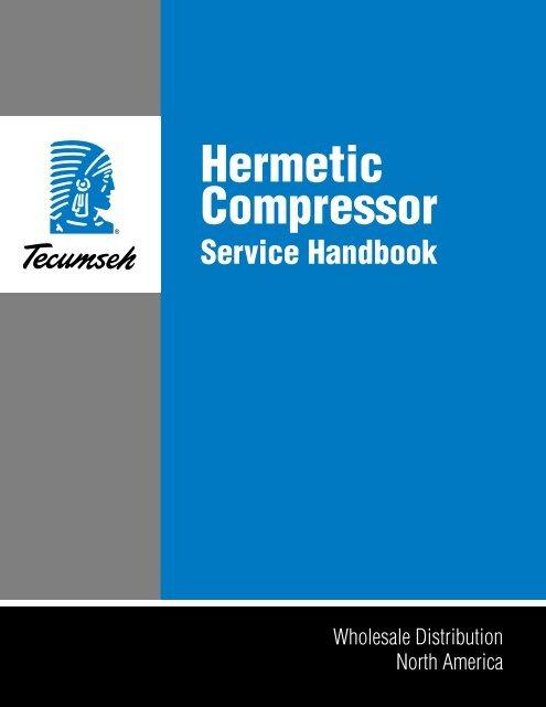 Hermetic Compressor - Tecumseh | Aea4440yxa Compressor Wiring Diagram |  | Yumpu