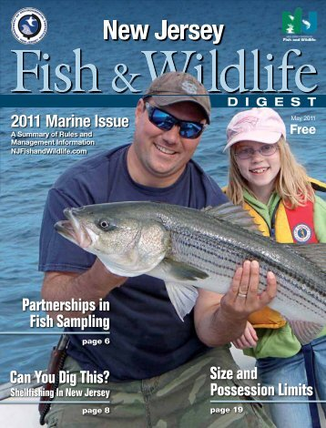 Complete 2011 Marine Issue of the Fish and Wildlife DIGEST