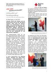 Bericht zur Jubiläumsfeier & Ausstellungseröffnung am 12. April 2013